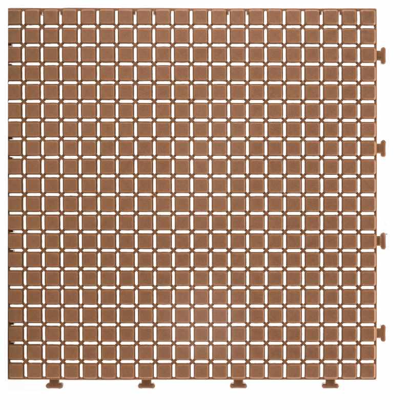 JIABANG Non slip bathroom flooring plastic mat JBPL3030N sand Plastic Mat image12