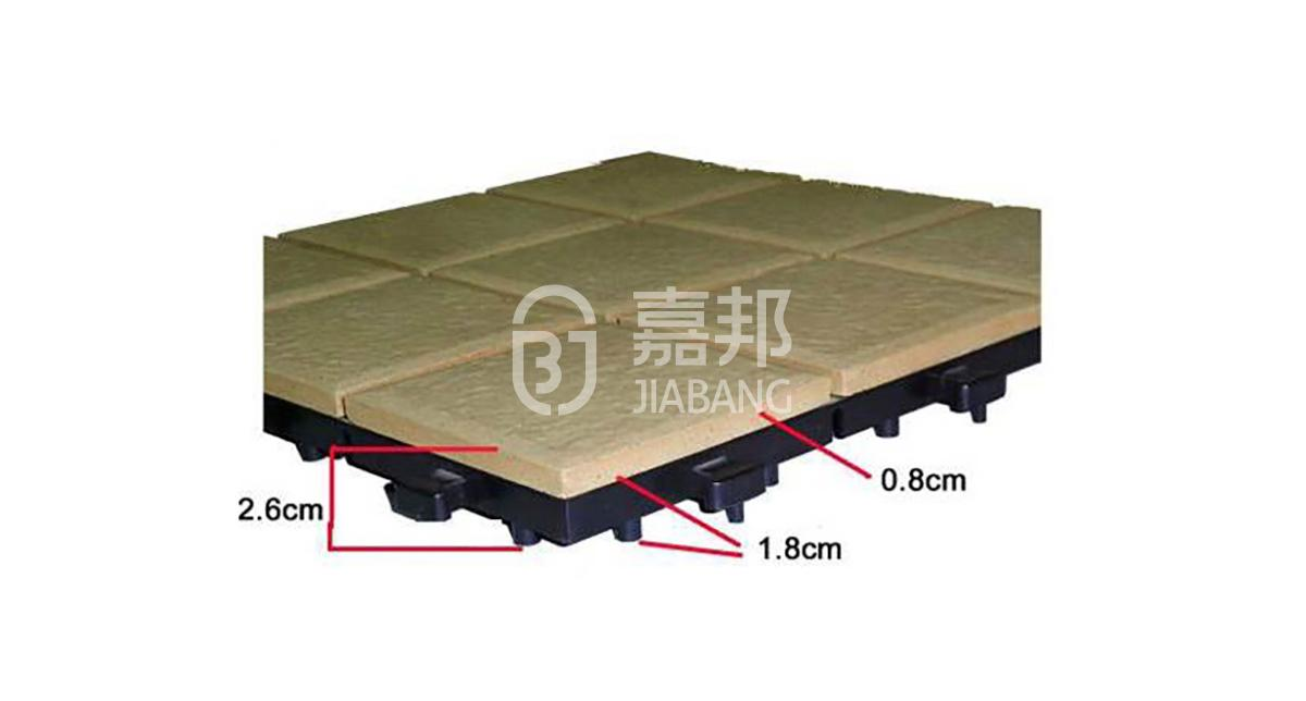 cheap interlocking deck tiles