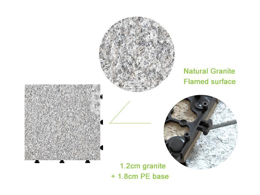 JIABANG durable granite floor tiles from top manufacturer for wholesale