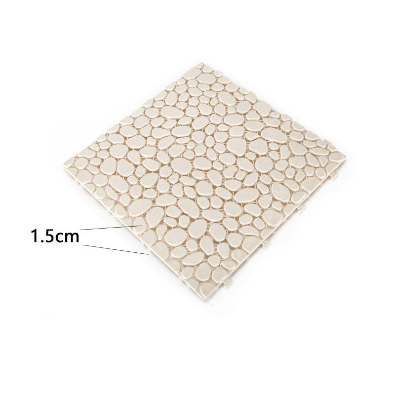 plastic flooring mat