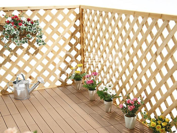 JIABANG light-weight composite patio tiles at discount top brand