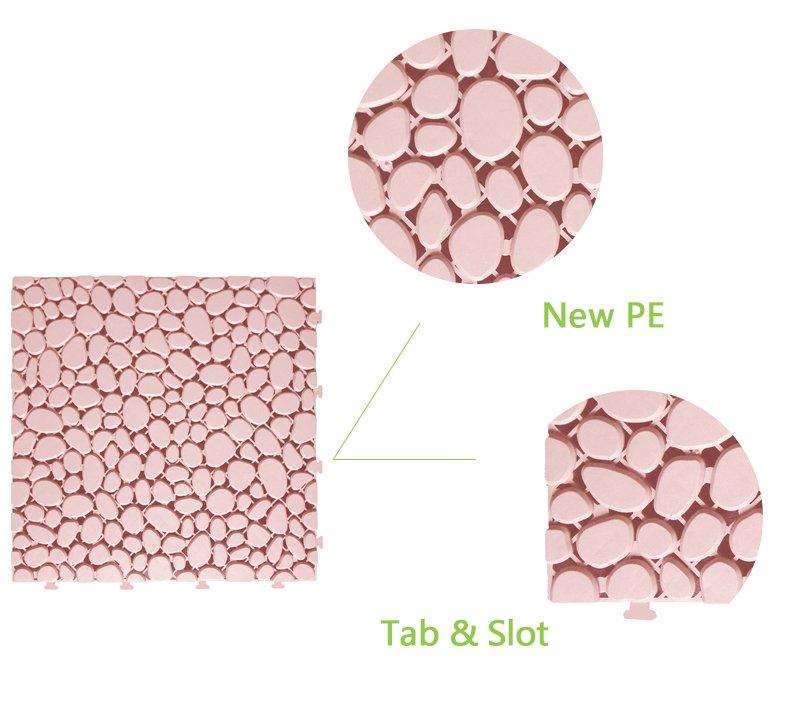JIABANG decorative plastic floor tiles outdoor top-selling-3