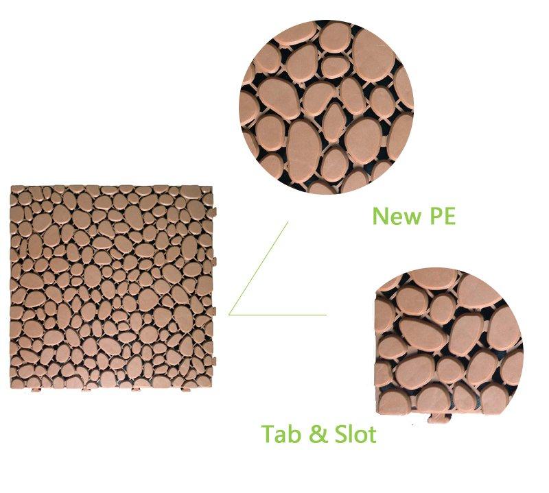 JIABANG plastic mat outdoor plastic tiles non-slip for customization-3