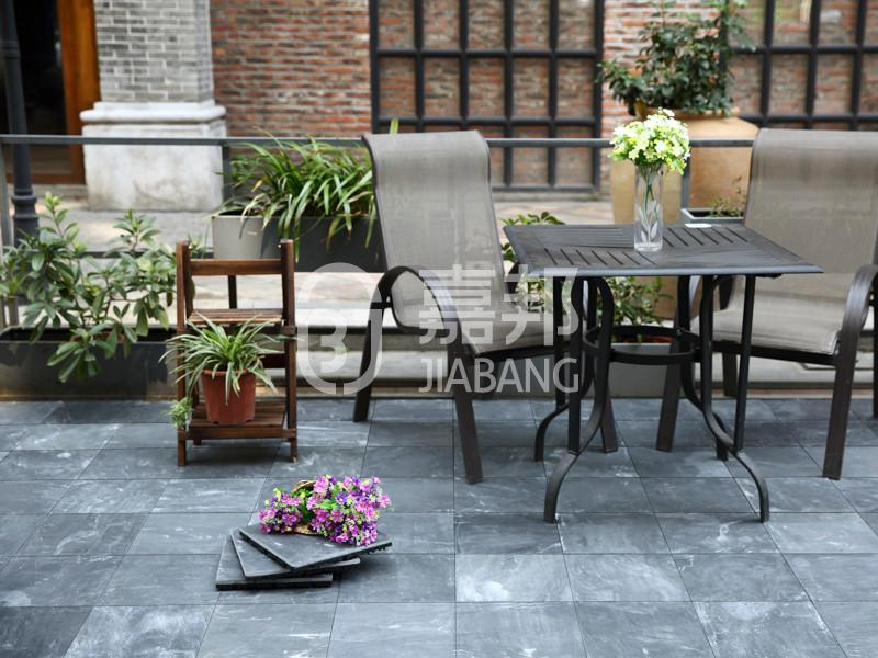 JIABANG waterproofing exterior slate tile garden decoration for patio-6