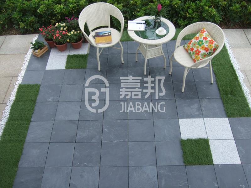 JIABANG waterproofing exterior slate tile garden decoration for patio-7