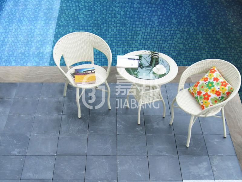 JIABANG waterproofing exterior slate tile garden decoration for patio-8