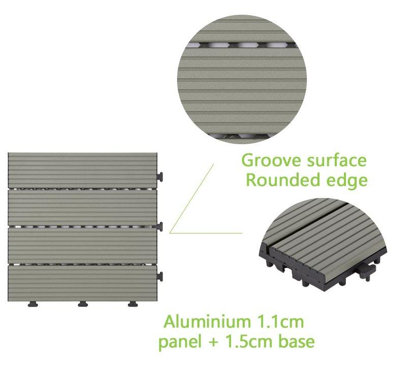 metal deck boards light-weight for wholesale