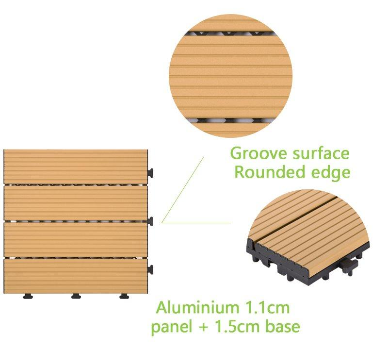 cheapest factory price metal deck boards light-weight at discount