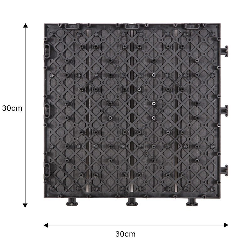 JIABANG aluminum interlocking deck and patio tiles light-weight for wholesale-2