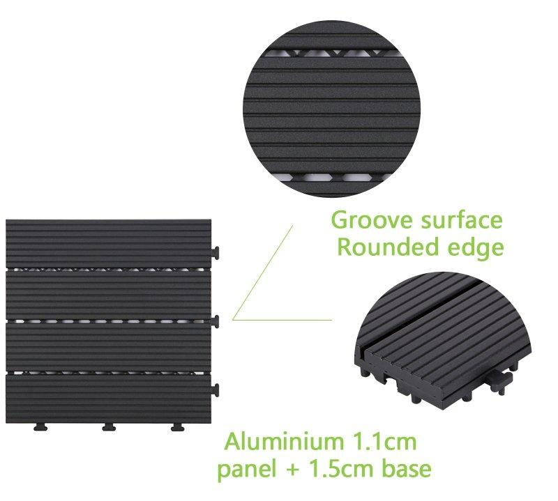 aluminum deck board outdoor light-weight at discount