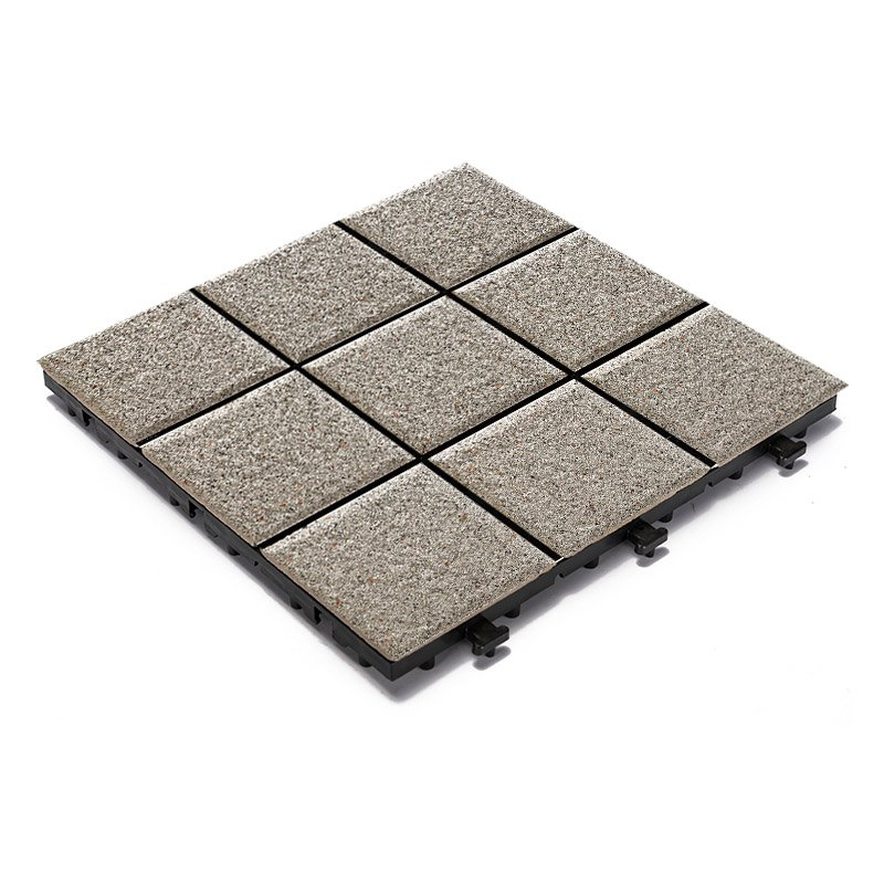 JIABANG 1.0cm ceramic outdoor deck floor tiles JB5016 1.0cm Ceramic Deck Tiles image82