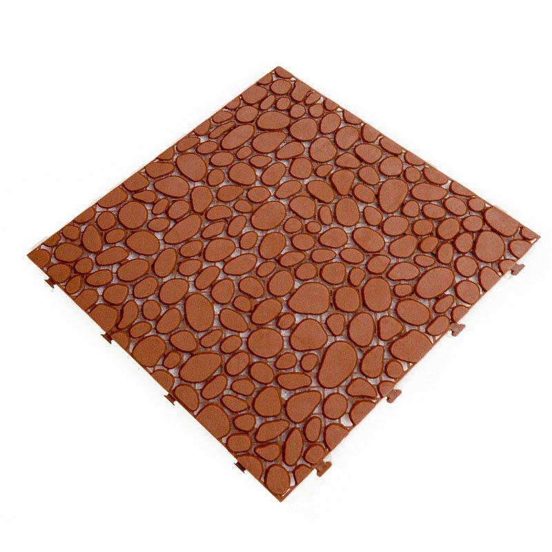 JIABANG Non slip bathroom flooring plastic mat JBPL303PB coral Plastic Mat image11