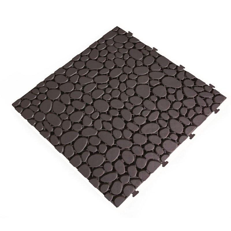 JIABANG Anti slip kitchen plastic floor mat JBPL3030PB Black Plastic Mat image127