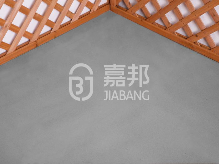 modular wood decking natural for balcony JIABANG-9