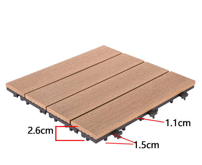 JIABANG outdoor composite tiles durable free delivery