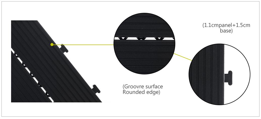 JIABANG metal outdoor tiles for balcony popular for customization-3