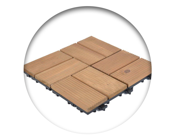 JIABANG diy wood interlocking wood deck tiles wood deck for balcony-15