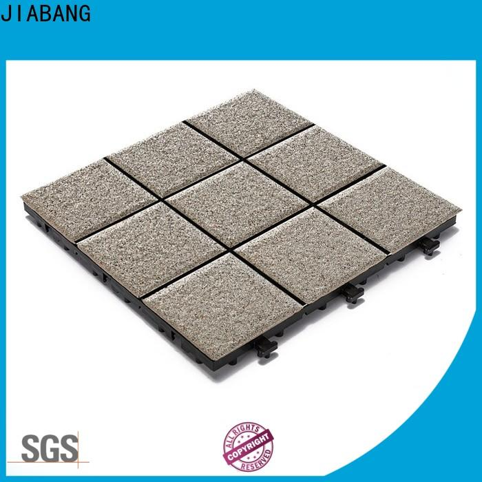 JIABANG ODM ceramic patio tiles cheap price gazebo construction