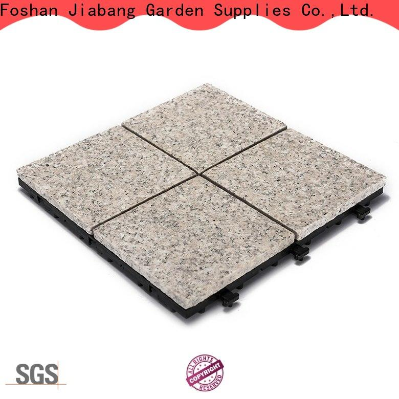 JIABANG custom gray granite tile from top manufacturer for porch construction