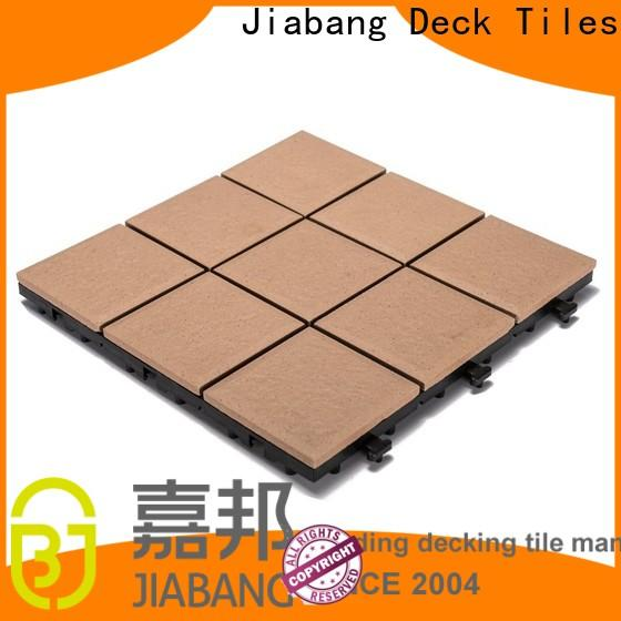 OBM porcelain tile for outdoor patio flooring custom size gazebo construction