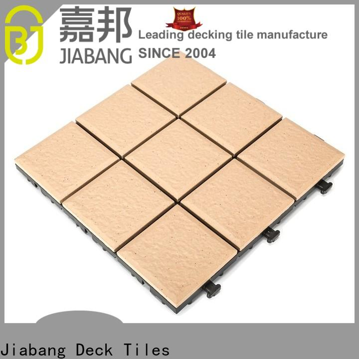 OBM outdoor ceramic deck tiles flooring free delivery for patio decoration