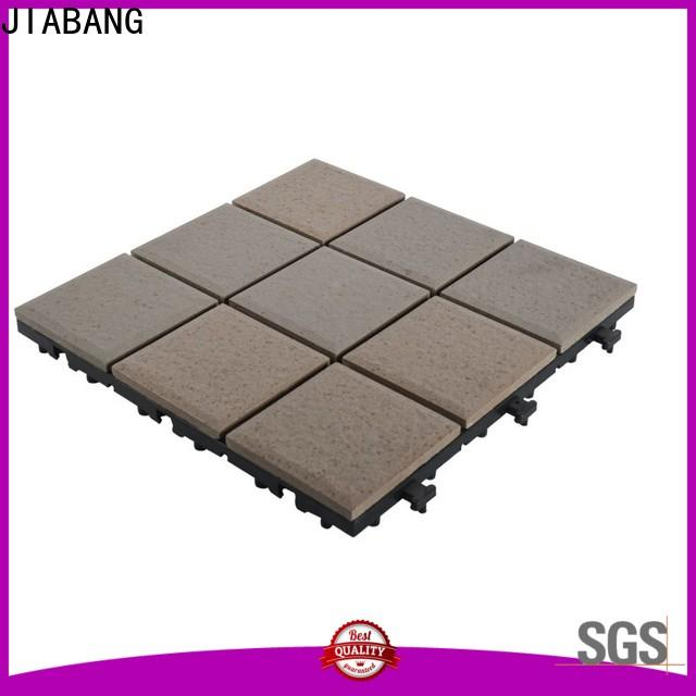 JIABANG OEM porcelain deck pavers cheap price gazebo construction