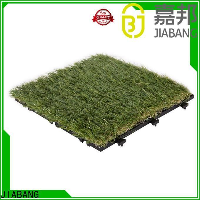 grass artificial grass carpet tiles easy installation for customization