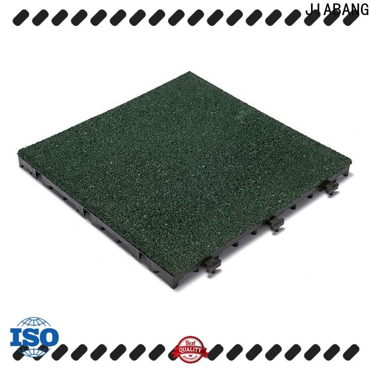 highly-rated rubber gym flooring tiles flooring light weight at discount