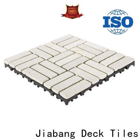 JIABANG hot-sale travertine tile outside high-quality for garden decoration