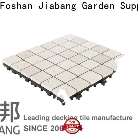 JIABANG limestone gray travertine tile high-quality for garden decoration
