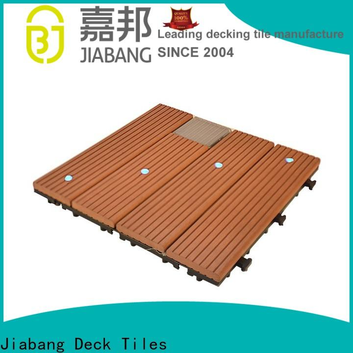 JIABANG hot-sale solar light tiles protective ground