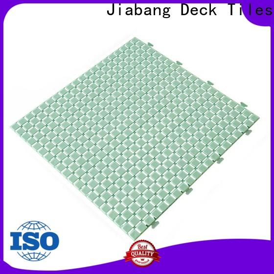 JIABANG hot-sale wood plastic composite tiles top-selling for wholesale