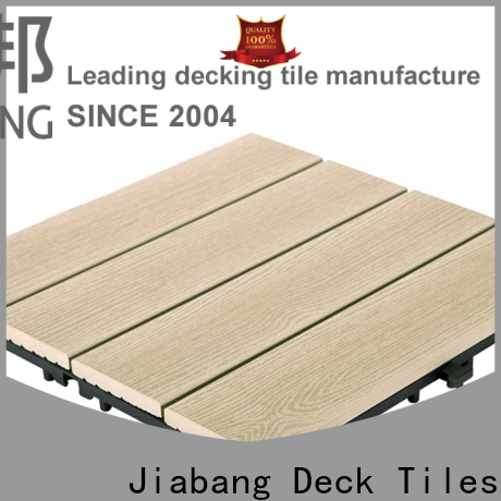JIABANG outdoor composite deck tiles hot-sale free delivery