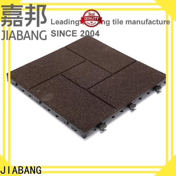 JIABANG playground gym tiles low-cost for wholesale