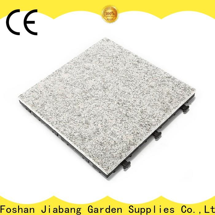 highly-rated interlocking granite deck tiles low-cost from top manufacturer for wholesale