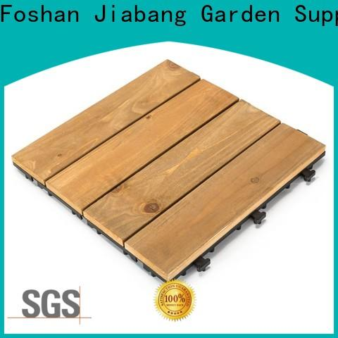 refinishing interlocking wood deck tiles diy wood chic design for garden