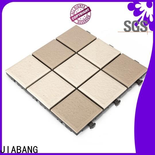 JIABANG on-sale outdoor porcelain tile deck best manufacturer for patio
