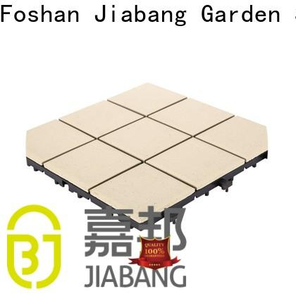 JIABANG stow floor tiles manufacturers in india at discount for garden