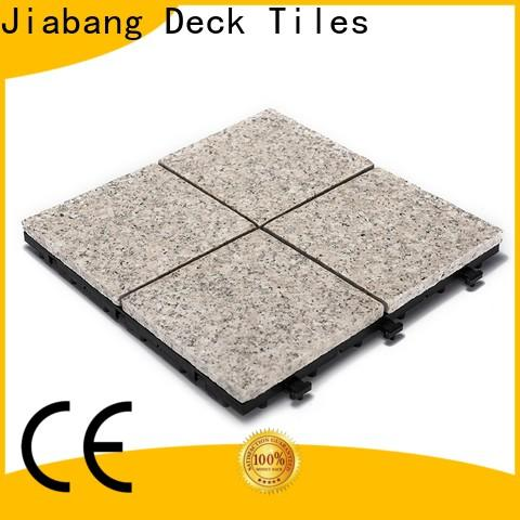 JIABANG durable granite split stone tiles at discount for porch construction