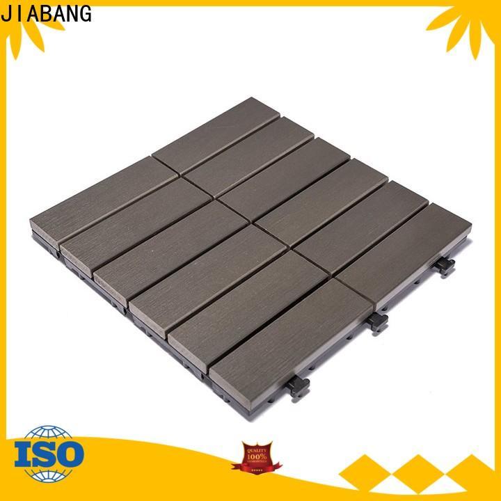 JIABANG hot-sale plastic patio flooring tile high-quality garden path