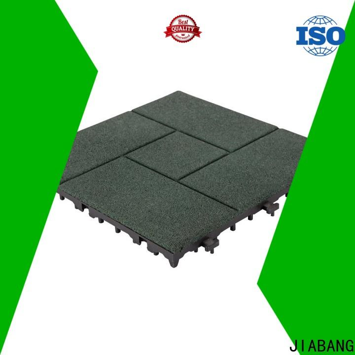 JIABANG flooring gym floor tiles interlocking low-cost at discount