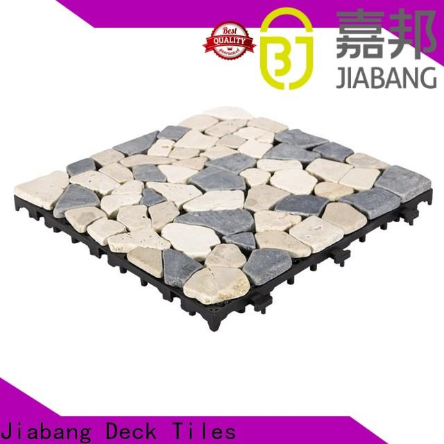 JIABANG outdoor travertine deck high-quality from travertine stone