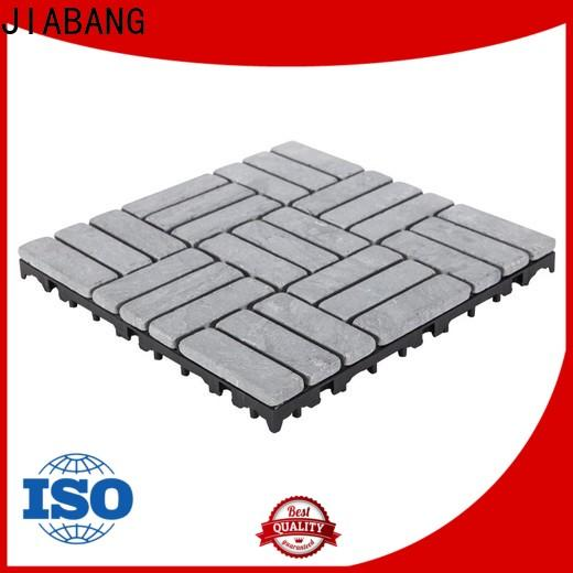 JIABANG limestone travertine stone tile at discount for garden decoration