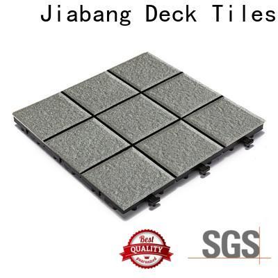 JIABANG flooring porcelain deck tiles for patio decoration