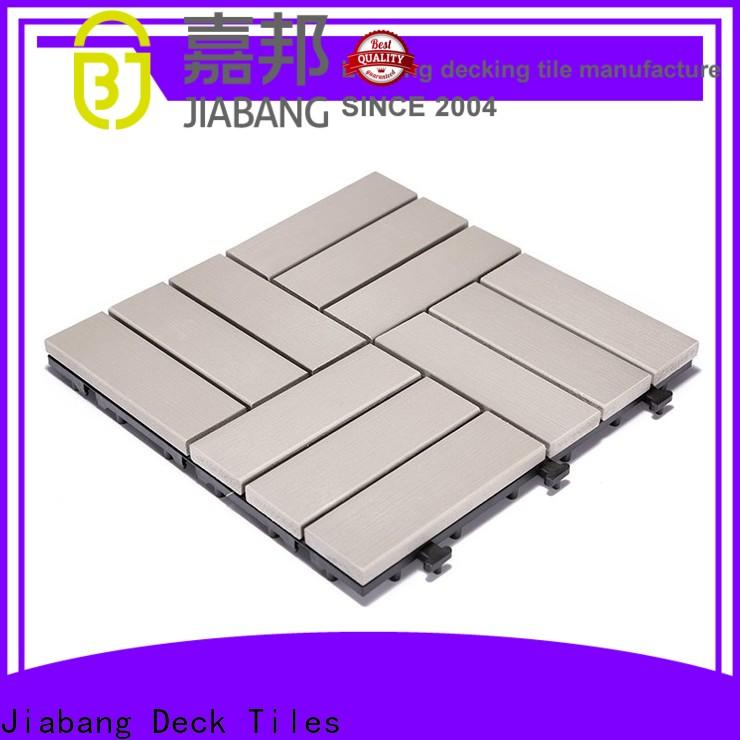 JIABANG hot-sale outdoor plastic patio tiles high-quality garden path