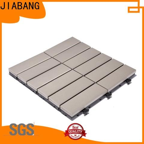 JIABANG hot-sale plastic decking suppliers high-quality garden path
