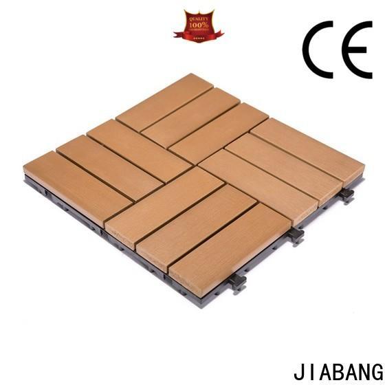 JIABANG light-weight outdoor plastic tiles anti-siding home decoration