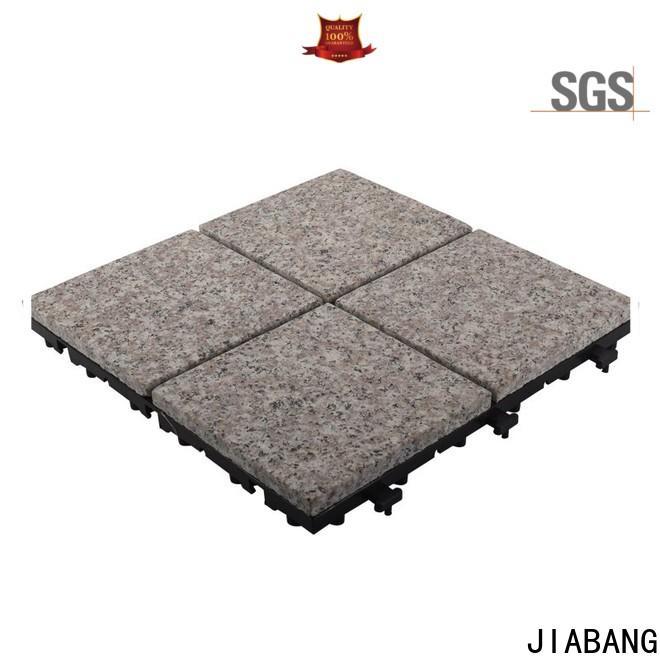 JIABANG custom granite flooring outdoor at discount for porch construction