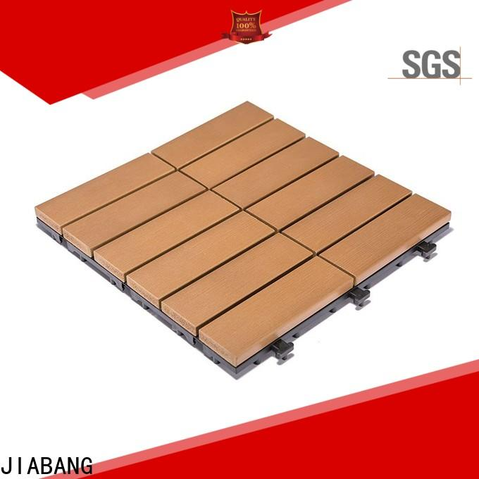 JIABANG hot-sale plastic decking panels high-quality home decoration