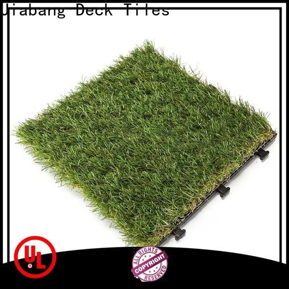 JIABANG grass tiles easy installation for customization